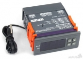 Инструкция по эксплуатации термоконтроллера     AL8010F