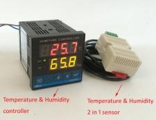 Инструкция по работе с термо-гидро регулятором AL3010F