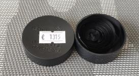 6,35mm* 3,5m black STD Lomond кольцо L0206263 / L0206004
