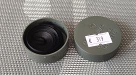 8mm*7m black STD Lomond