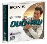 mini DVD+RW 1,4gb/30min 8sm Sony DPW30A for camcorder