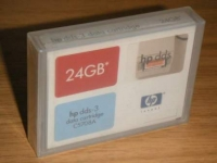 Стримерная лента Dat Tape DL 125m (DDS3) 4mm 12/24Gb Verbatim (HP c5708a DAT 24)