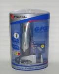 ST Gazelle степлер, 3в1(степлер Gazelle, 1000 скоб #56(6 мм) и антистеплер), скрепляет до 20листов, индикатор загрузки скоб