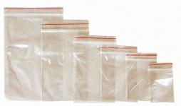 пакет прозрачный с замком 15*20см (упак.70штук)