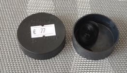 8mm*2m black HD L0206297 (кольцо)