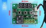 термо AL5010F безкорпуса 12в\10а\-50град до 110град\шаг 0.1град\охлажд-нагрев (инкубаторы,холодильники, отопление)