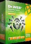 Dr.Web Security Space для 2х ПК + 2 моб.устр.на 1год + 1 мес.в подарок http://products.drweb.kz/box/ss