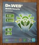 Dr.Web Mobile Security (Android) 1год*1устр. (KHM-AA-12M-1-A3) https://products.drweb.kz/box/mos/ (+6мес в подарок)