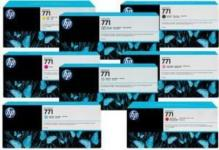 HP B6Y10A for HP 771C, 775 мл, Желтый