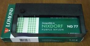 Siemens ND 77 purple Lomond (Siemens Nixdorf) L0204066 ПРИМ-07Ф КZ (80шт.в кор)
