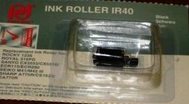 ролик красящий фиолетовый IR-40 (WW group 9853IR) для касс. Апп-та Ока 100ф распродажа