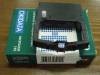 Картридж ленточный  OKI ML182 lomond for 172/180/182/183/184/190/192/194/320/381/3320 L0201012 (312шт в коробке ) (8мм*1,6м прямая,std,black).